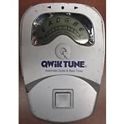 Qwik Tune GUITAR & BASS TUNER Tuner Pedal