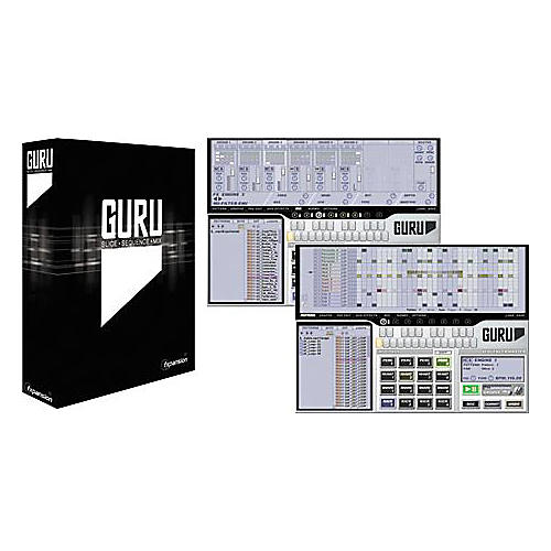 Fxpansion GURU Beat Sequencer Software-thumbnail