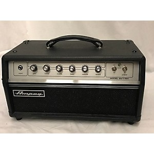 Pre-owned Ampeg GVT15H 15 Watt Tube Guitar Amp Head