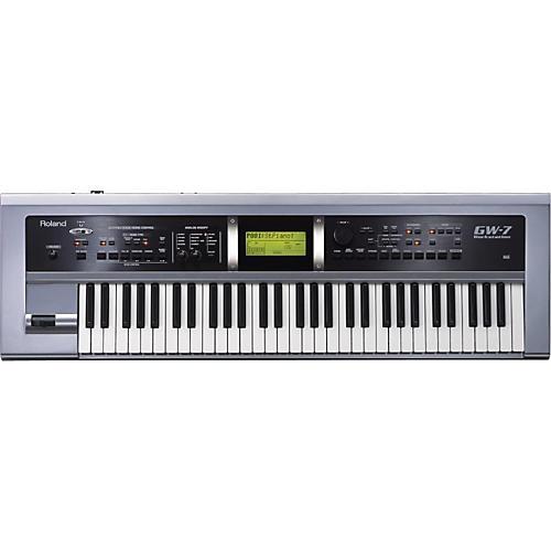 Roland GW-7 Keyboard Synthesizer Workstation-thumbnail