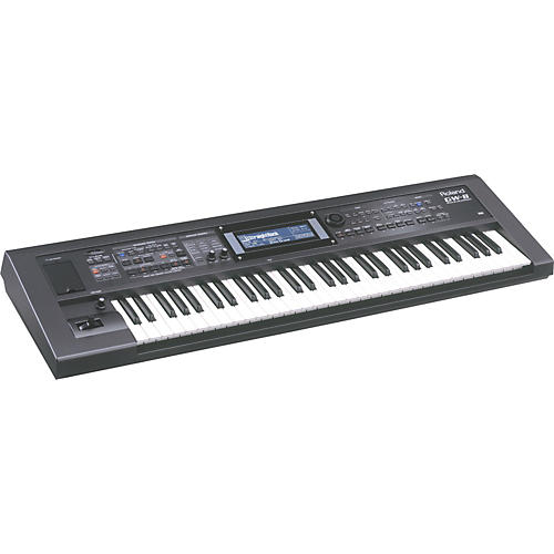 Roland GW-8 Keyboard Workstation-thumbnail