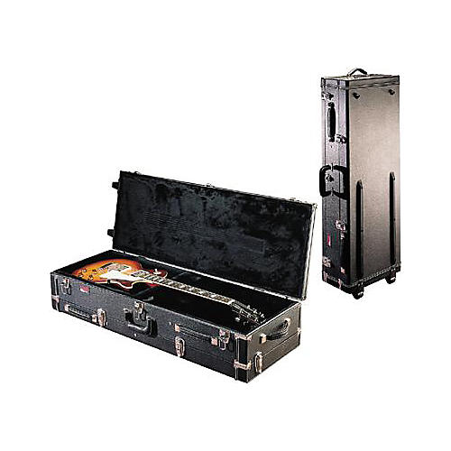 Gator GW-LP/ST Rolling Strat- and LP-Style Double Guitar Case