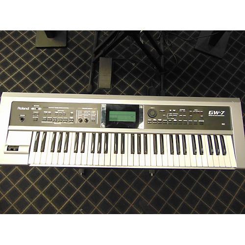 Roland GW7 61 KEY Arranger Keyboard-thumbnail