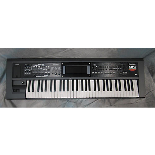 Roland GW8 61 Key Keyboard Workstation-thumbnail