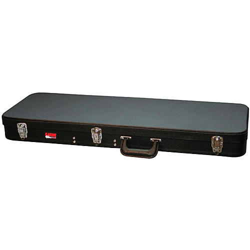 Gator GWE-Elec Hardshell Electric Guitar Case Black