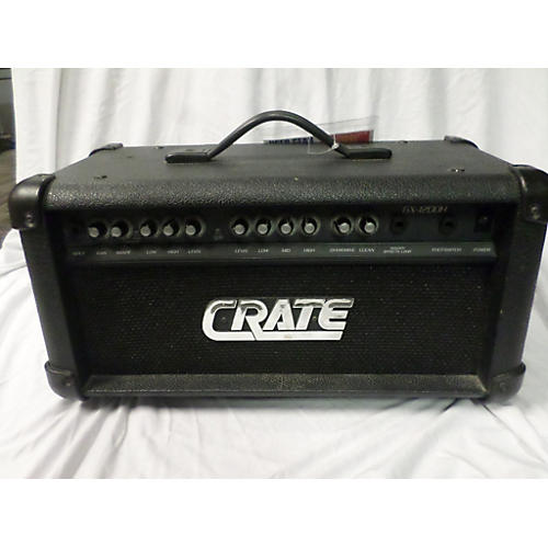 Crate GX-1200H Solid State Guitar Amp Head-thumbnail