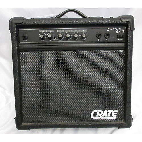 Crate GX-15 Battery Powered Amp