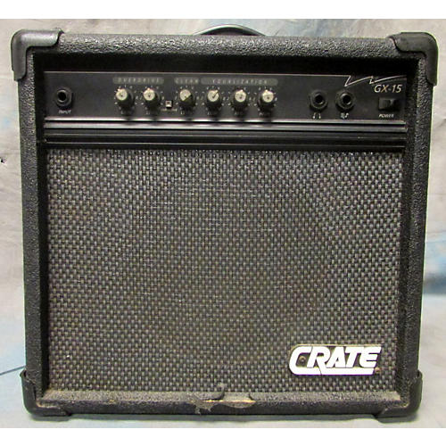 Crate GX-15 Guitar Combo Amp-thumbnail
