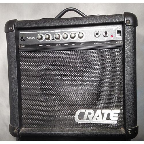 Crate GX-15 Guitar Combo Amp
