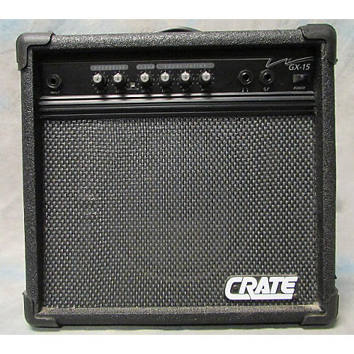 Crate GX-15 Solid Body Electric Guitar