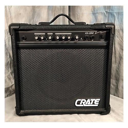 Crate GX 20M Guitar Combo Amp