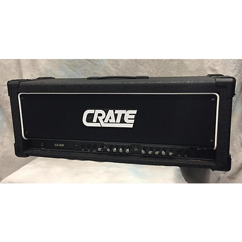 Crate GX-600 Solid State Guitar Amp Head
