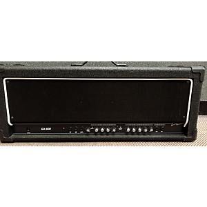 Pre-owned Crate GX-600 Solid State Guitar Amp Head