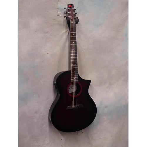 Composite Acoustics GX MG WRB ELE Acoustic Electric Guitar