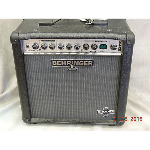Behringer GX110 Guitar Combo Amp-thumbnail
