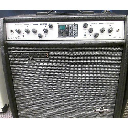 Behringer GX112 Guitar Combo Amp-thumbnail