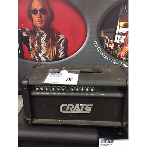 Crate GX1200H Solid State Guitar Amp Head-thumbnail