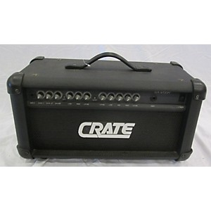 Pre-owned Crate GX1200H Solid State Guitar Amp Head by Crate
