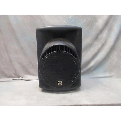 used gemini gx1201 powered speaker guitar center. Black Bedroom Furniture Sets. Home Design Ideas