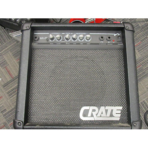 Crate GX15 Guitar Combo Amp-thumbnail