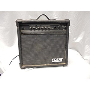 Pre-owned Crate GX15 Guitar Combo Amp