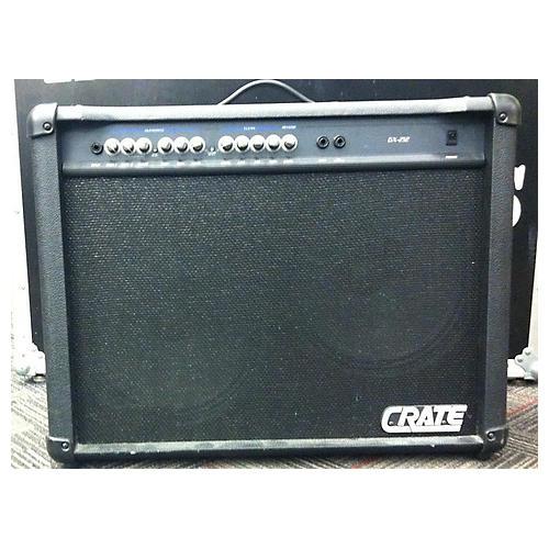 used crate gx212 guitar combo amp guitar center. Black Bedroom Furniture Sets. Home Design Ideas