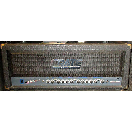 Crate GX220H Solid State Guitar Amp Head
