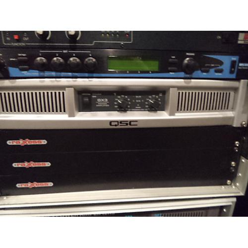 QSC GX3 Power Amp-thumbnail