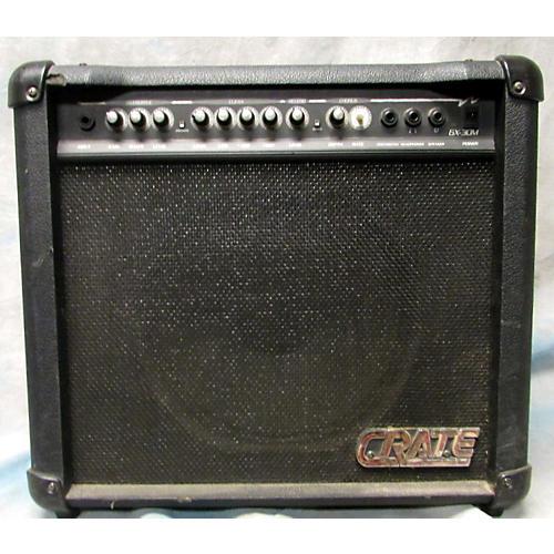 used crate gx30m guitar combo amp guitar center. Black Bedroom Furniture Sets. Home Design Ideas