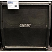 Crate GX412 4X12 CAB Guitar Cabinet