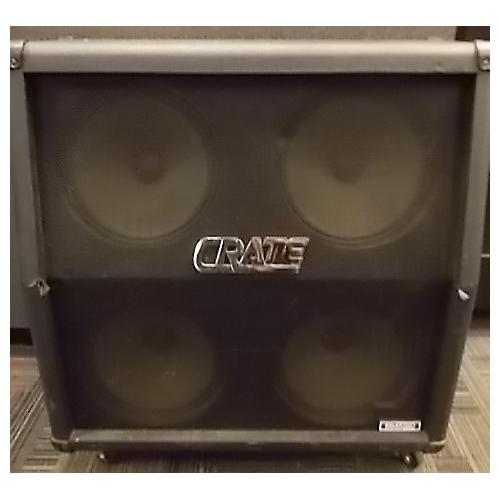 Crate GX412SV Guitar Cabinet