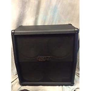 Pre-owned Crate GX412XR Guitar Cabinet by Crate