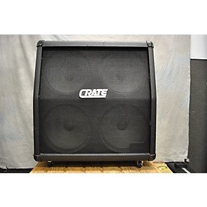Pre-owned Crate GX412XS Guitar Stack by Crate