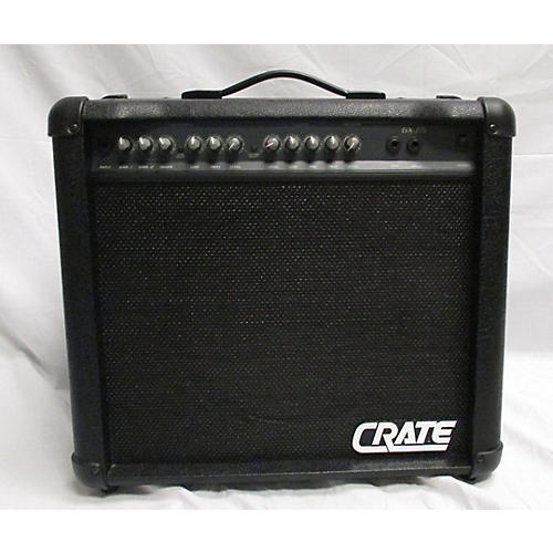 used crate gx65 65w 1x12 guitar combo amp guitar center. Black Bedroom Furniture Sets. Home Design Ideas