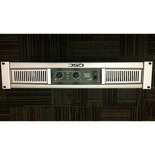 QSC GX7 Power Amp-thumbnail