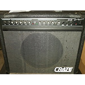 Pre-owned Crate GX80 Guitar Combo Amp