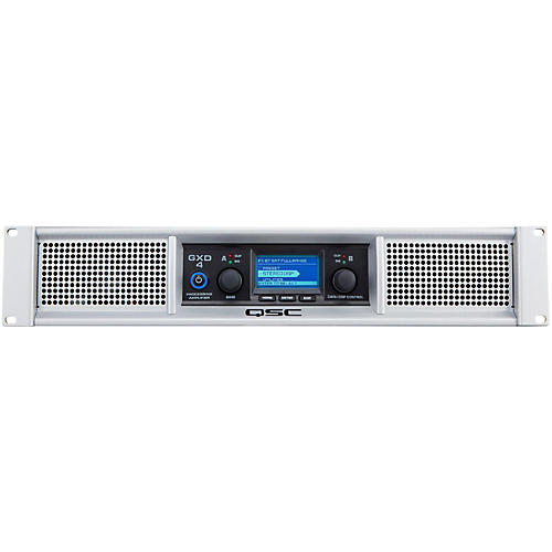QSC GXD 4 Professional Power Amplifier
