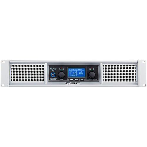 QSC GXD 8 Professional Power Amplifier-thumbnail