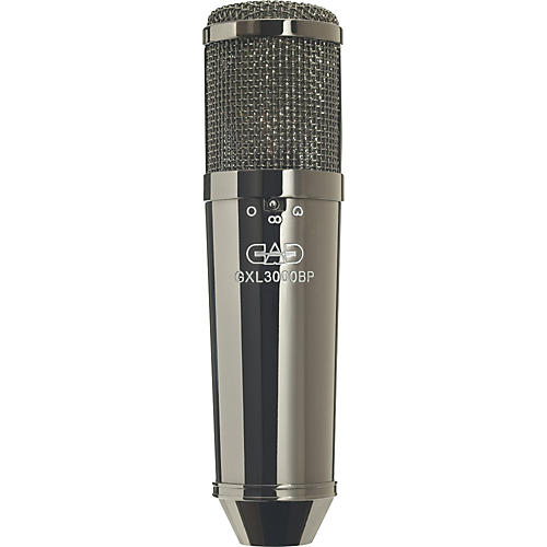 CAD GXL3000BP Multi-Pattern Condenser Microphone-thumbnail