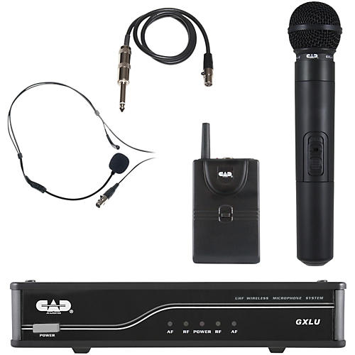 CAD GXLUHB Dual Channel UHF Wireless System-thumbnail