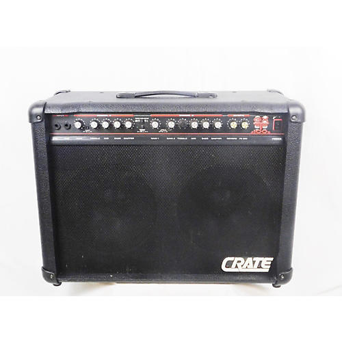 used crate gxt100 tube guitar combo amp guitar center. Black Bedroom Furniture Sets. Home Design Ideas
