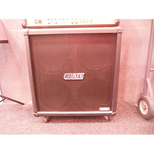 Crate GXT412R Guitar Cabinet