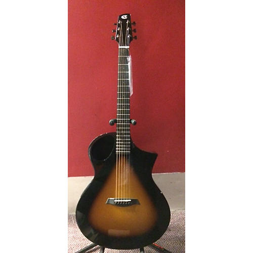 Composite Acoustics GXi Acoustic Electric Guitar 2 Tone Sunburst