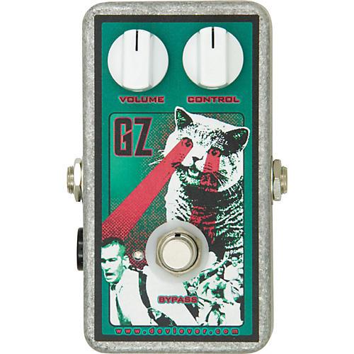 Devi Ever GZ Fuzz Guitar Effects Pedal-thumbnail
