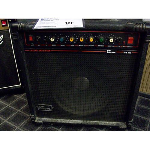 In Store Used Ga-60R Black Guitar Combo Amp