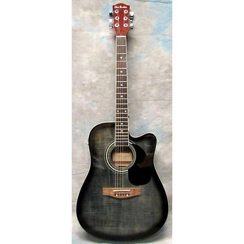 Glen Burton Ga204ce Acoustic Electric Guitar