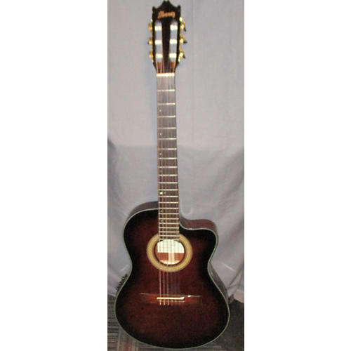 Ibanez Ga35tce Classical Acoustic Electric Guitar-thumbnail