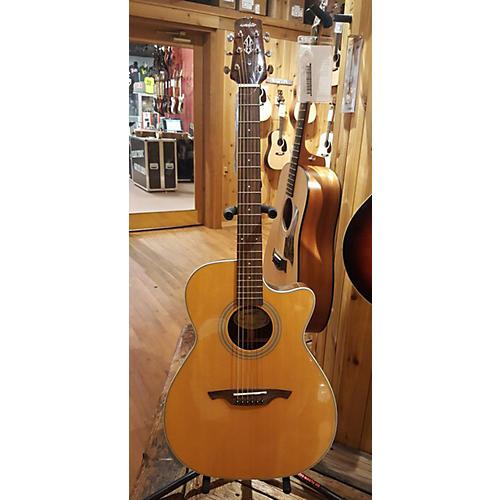 Wechter Guitars Ga8221c Acoustic Guitar Natural