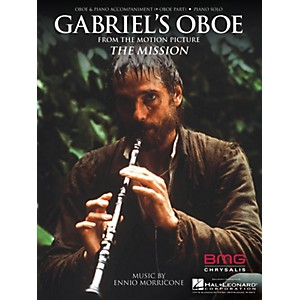 Hal Leonard Gabriels Oboe from The Mission Oboe and Piano Series by Hal Leonard