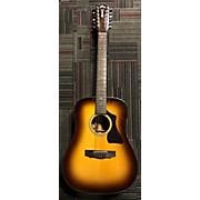 Guild Gad G212TTB 12 String Acoustic Electric Guitar
